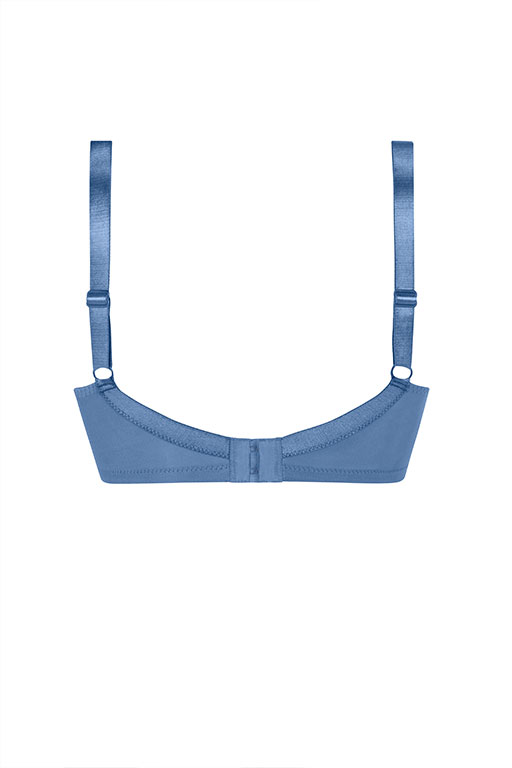 Nancy Cornflower blue back