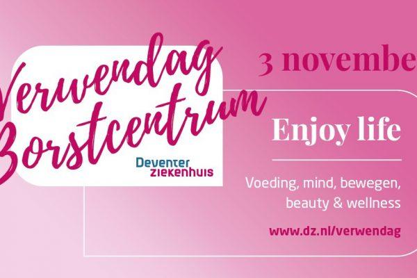 Verwendag Deventer Ziekenhuis mede mogelijk gemaakt door Pavette